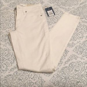 UNIVERSAL THREAD HIGH RISE SKINNY JEANS size 00/24